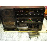 Магнитофон CROWN SZ-T8905, в ремонт.