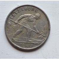 Люксембург 1 франк, 1946 3-10-25