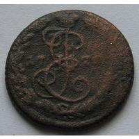 Деньга 1770 года. ЕМ