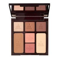 Charlotte Tilbury палетка теней Instant Look In a Palette Stoned Rose Beauty
