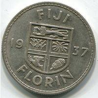 ФИДЖИ - ФЛОРИН 1937