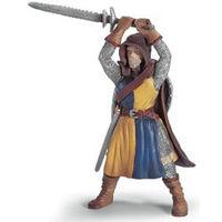 Фигурки рыцарей Schleich(Германия) Исторические воины (7 штук)