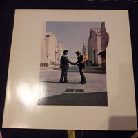 PINK FLOYD - 1975 - WISH YOU WERE HERE, (HOLLAND), LP