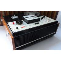 Бобинный магнитофон ЯУЗА-207 1979 г.в.