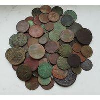 Монеты РИ на опыты 105 шт.