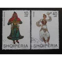 Албания 2000 нац. костюмы
