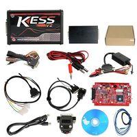 KESS 2 Master v 5.017 КРАСНАЯ ПЛАТА ( Kess 5.017 RED) программатор для чип тюнинга и удаления FAP / DPF