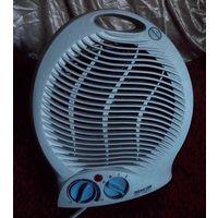 Обогреватель, тепло-вентилятор рабочий