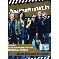 "Aerosmith - ""Дискография"" mp3 на DVD + DVD Video (DVD10 двухсторонний)"