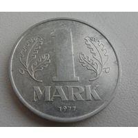 1 марка ГДР 1977 г.в. А,KM# 35.2 MARK, из коллекции