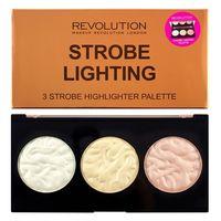 Палетка хайлайтеров Makeup Revolution Strobe Lighting