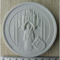 Медаль Мейсона, фарфор, 1981