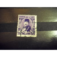 1944 Старенькая марочка Египта король Фарук (2-12)