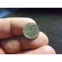 1 грош 1928 г. Межвоенная Польша (3)