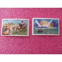 Никарагуа. 1978. Жюль Верн