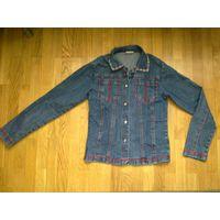 Пиджак джинсовый,152см,Германия