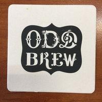 Подставка под пиво Odd Brew /Украина/
