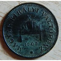 1 филлер 1902