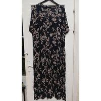 Платье х/б большого размера (от 64 и выше)