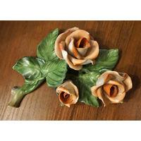 Букет роз. Херенд