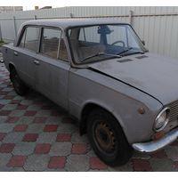 Автомобиль жигули ВАЗ 2101 1975 год выпуска. 1993 году пригнан из Германии