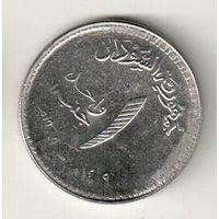 Судан 1 фунт 1989