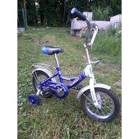 Велосипед детский  на 3-7 лет
