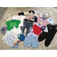 Одежда для мальчика 6-12 мес