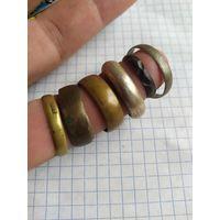 Кольца старые
