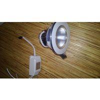 Светильник потолочный новый 5w 4000k input