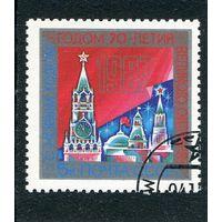 СССР. С Новым 1987 годом