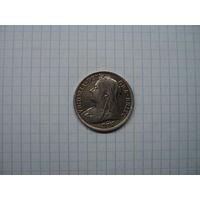 Великобритания 1/2 кроны (полкроны) 1899, серебро