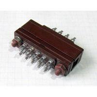 Соединители РП3-10 (Комплект: Вилка + розетка)