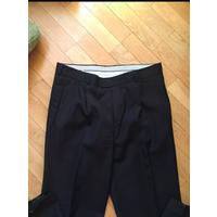 Новые мужские брюки из 100% шерсти,XL, Commander