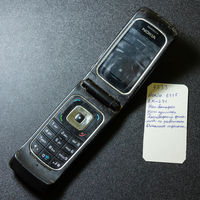 4833 Телефон Nokia 6555 (RM-271). По запчастям, разборка