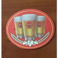 Подставка под пиво Itaipava /Бразилия/ No 3
