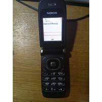 Рабочий мобильный телефон NOKIA