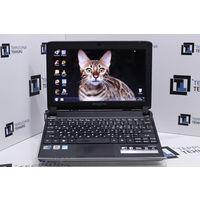 """Черный 10.1"""" Acer eMachines 350 на Intel (2Gb, 250Gb). Гарантия"""