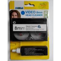 Чистящая кассета Head Cleaner 8mm / Video8 / Hi8 / Digital8