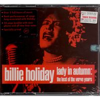 2 CD Billie Holiday 'Lady in Autumn: The Best of the Verve Years'