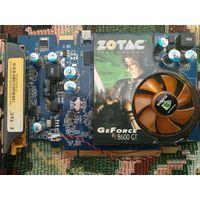 Видеокарта ZOTAC GeForce 8600GT 512Мб DDR2