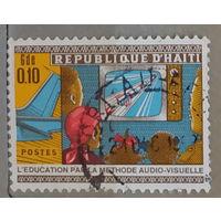 Авиация Самолеты ракеты Гаити 1968 год лот 6