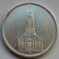 Германия 5 марок 1934 A (серебро)