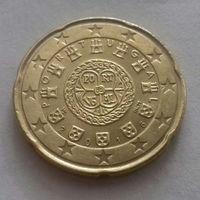 20 евроцентов, Португалия 2016 г., AU