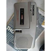 ДИКТОФОН THOMSON DK 52 + 6 кассет
