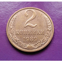 2 копейки 1989 СССР #10