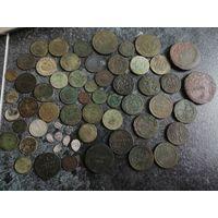 Лот красивых  царских монеток с рубля! Без мц!