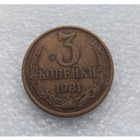 3 копейки 1981 СССР #04