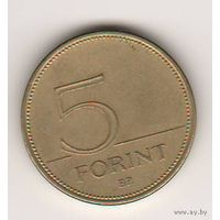 Венгрия, 5 forint, 1997