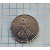 Гаити 5 сантим 1995г.